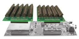 dt9844 32 entrées analogiques sur port usb - DT9844 OEM avec borniers à vis EP355 pour une intégration dans un ensemble de test et mesure, de banc de test, de banc moteur
