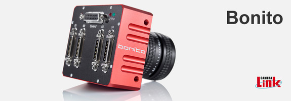 fast camera Bonito Image Capture System high resolution