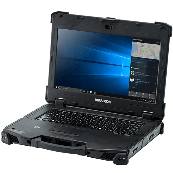"DURABOOK Z14i, l'unique PC portable 14"" ultra durci PC PORTABLE CONDITIONS EXTREMES"