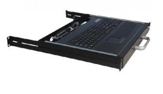 CLAVIER RACKABLE KB 101 SACASA INDUSTRIES ET SYSTEMES PROFONDEUR 340mm